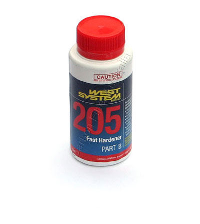 West 205 Epoxy fast hardener - 200ml