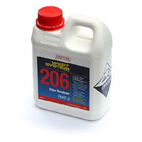West 206 Epoxy slow hardener - 800ml