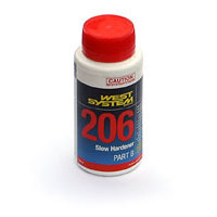 West 206 Epoxy slow hardener - 200ml