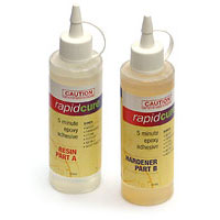 Rapid Cure epoxy - 5 minute, 500ml